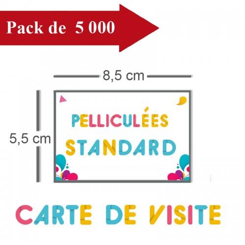 5000 Cartes De Visite Pellicules