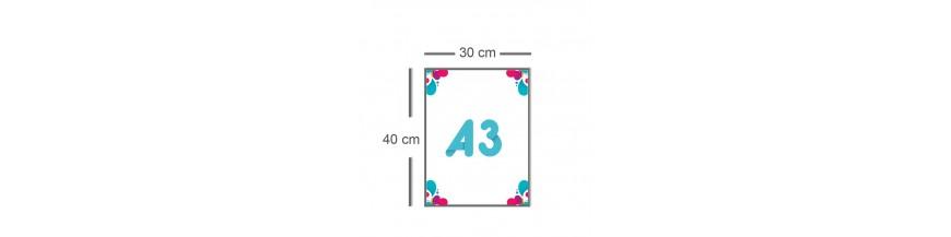 Affiche A3 (30x40cm)
