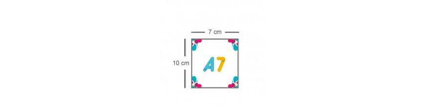 Flyer A7 (7x10cm)