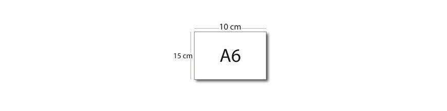 Carte de voeux A6 (15x10cm)